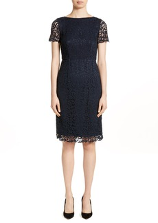 Lafayette 148 New York Marquis Lace Dress