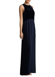 Lafayette 148 New York Marsiela Velvet Gown
