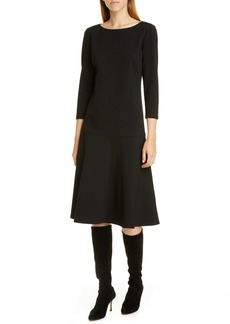 Lafayette 148 New York Martha A-Line Dress