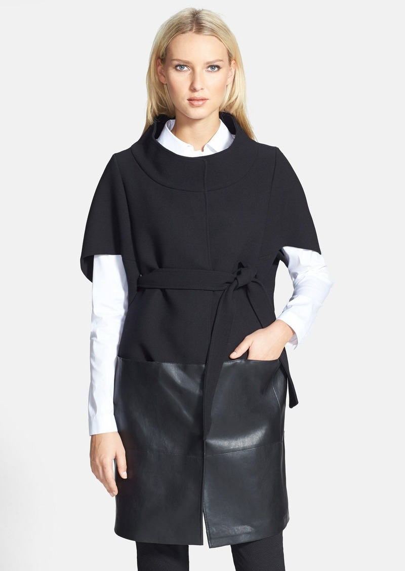 Lafayette 148 New York 'Marysol - Mod Cloth' Coat