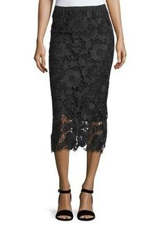Lafayette 148 New York Maura Lace Skirt