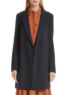 Lafayette 148 New York Maverick Double Breasted Jacket
