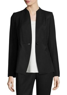 Lafayette 148 New York Max One-Button Jacket