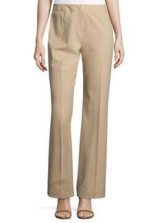 Lafayette 148 New York Melba Classic Straight-Leg Pants