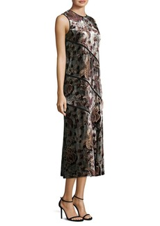 Lafayette 148 New York Melissa Velvet Dress