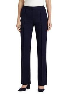 Lafayette 148 New York Menswear Wool-Blend Pants