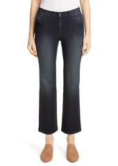 Lafayette 148 New York Mercer Crop Flare Jeans