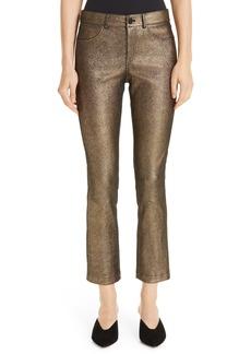 Lafayette 148 New York Mercer Crop Pants