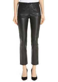 Lafayette 148 New York Mercer Crop Pants