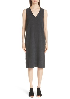 Lafayette 148 New York Merino & Cashmere Sweater Dress (Nordstrom Exclusive)