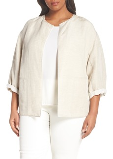 Lafayette 148 New York Milo Jacket (Plus Size)