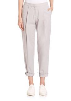 Lafayette 148 New York Minetta Cotton Pants