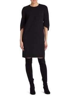 Lafayette 148 New York 'Miriam' Finesse Crepe Dress