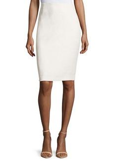 Lafayette 148 New York Modern Slim-Fit Tweed Skirt