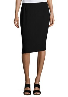 Lafayette 148 New York Modern Slim Pencil Skirt