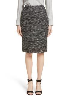 Lafayette 148 New York Modern Slim Skirt (Nordstrom Exclusive)