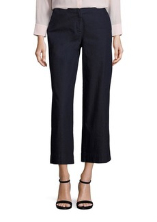Lafayette 148 New York Morton Cropped Pants