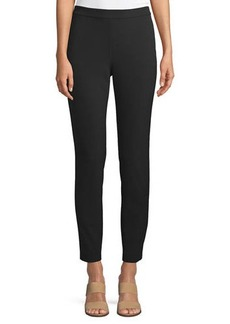 Lafayette 148 New York Murray Acclaimed Stretch Cropped Pants