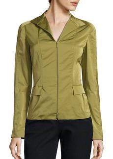 Lafayette 148 New York Nala Long Sleeve Jacket