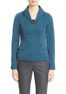 Lafayette 148 New York 'Nala' Zip Front Jacket