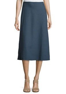 Lafayette 148 New York Nelia A-line Suiting Skirt