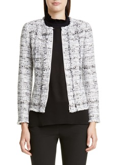 Lafayette 148 New York Noelle Tweed Jacket