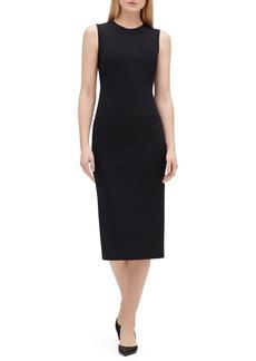 Lafayette 148 New York Noshra Sleeveless Midi Dress