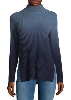 Lafayette 148 Ombre Cashmere Sweater