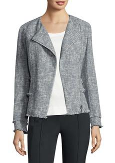 Lafayette 148 Owen Mayfair Tweed Jacket