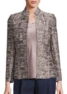 Lafayette 148 New York Panache Adley Tweed Jacket