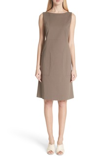 Lafayette 148 New York Paxton Sleeveless Sheath Dress