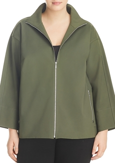 Lafayette 148 New York Plus Ford Lightweight Jacket