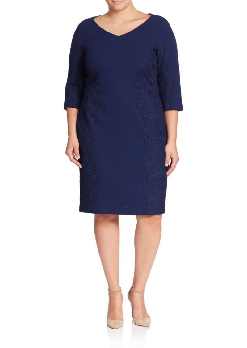 Alexia plus size dresses