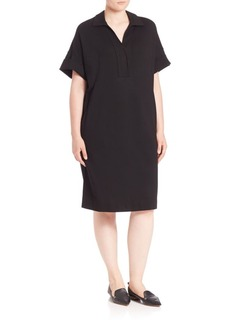 Lafayette 148 New York, Plus Size Punto Milano Mitra Gown