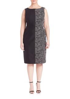 Lafayette 148 New York, Plus Size Vista Faith Dress