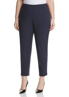 Lafayette 148 New York Plus Stanton Crop Pants