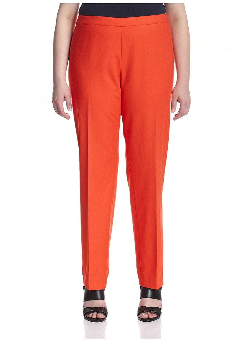 Lafayette 148 New York Plus Women's Bleecker Pant