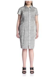 Lafayette 148 New York Plus Women's Camber Dress