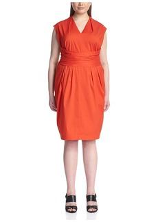 Lafayette 148 New York Plus Women's Corrine Dress