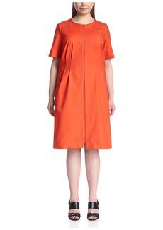 Lafayette 148 New York Plus Women's Sophia Dress