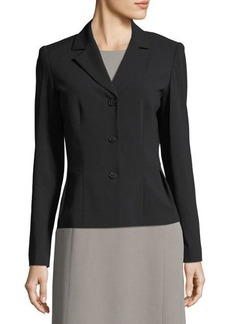Lafayette 148 New York Polly Flared-Hem Jacket