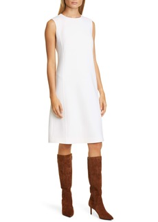 Lafayette 148 New York Polly Wool Sheath Dress