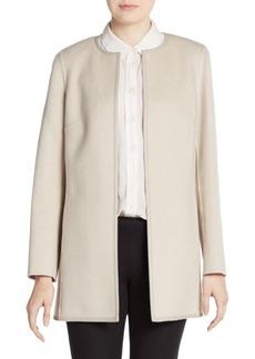Lafayette 148 New York Wool & Cashmere Pria Jacket