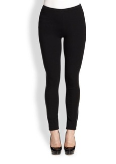 Lafayette 148 New York Punto Milano Riding Leggings