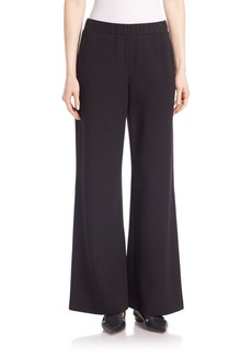 Lafayette 148 New York Punto Milano Wide Leg Pants