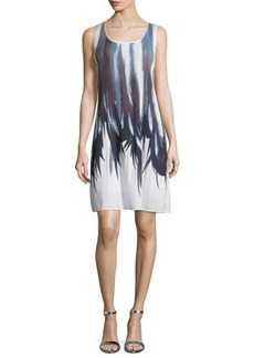 Lafayette 148 New York Raewyn Printed Shift Dress