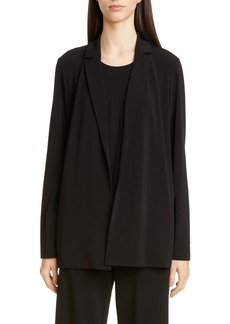 Lafayette 148 New York Rainey Open Front Jacket