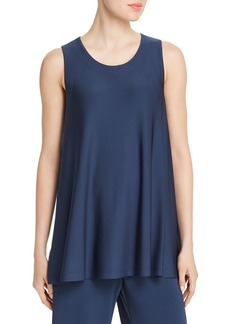 Lafayette 148 New York Reed Swing Tunic Tank
