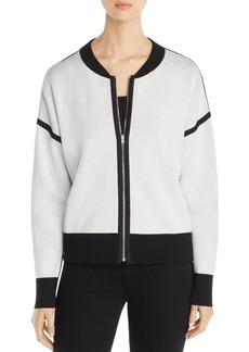 Lafayette 148 New York Reversible Bomber Jacket
