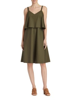 Lafayette 148 Riri Sleeveless Dress